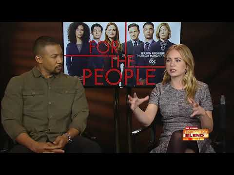"""""""For The People"""" Season Premiere Preview"""