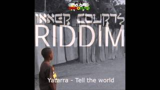 Inner courts riddim - official mix