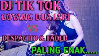 Gambar cover DJ TIK TOK VS DESPACITO & ALAN WALKER PALING ENAK DI DENGAR