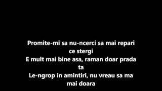 Lidia Buble feat. Matteo - Mi- e bine (Versuri / Lyrics ) HD [Edited Version]