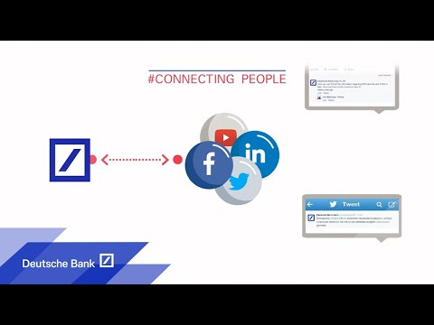 Deutsche Bank Italia sui Social Media