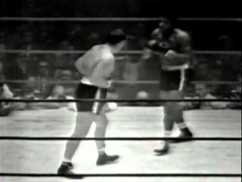 Floyd Patterson vs Ingemar Johansson, III