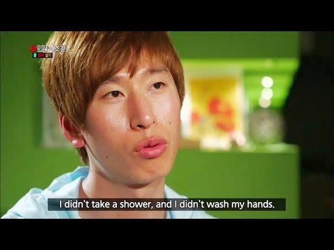 The Human Condition - 인간의 조건 : Living without water - Part 1 (2013.07.13)