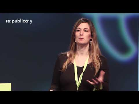 re:publica 2015 - Gemma Galdon Clavell: The business of privacy by disaster on YouTube
