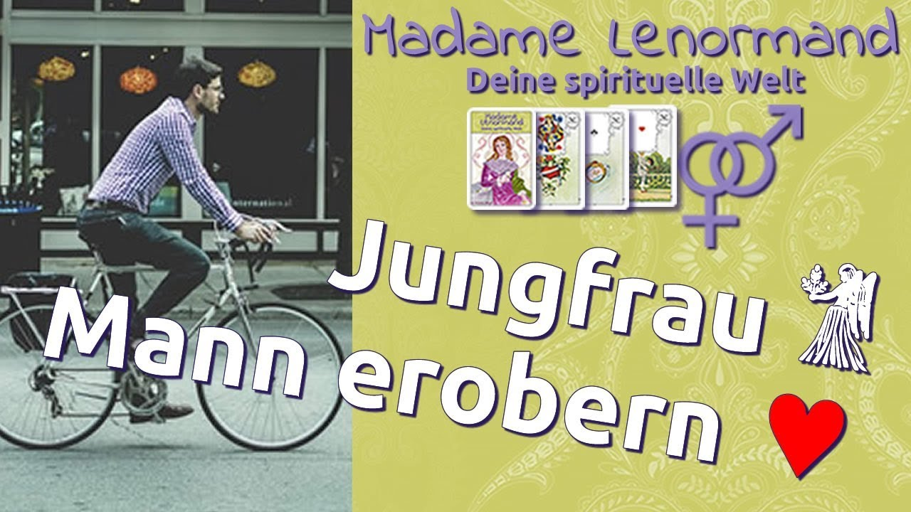 Jungfrau mann single