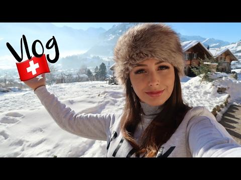 #4 Diversão nos Alpes Suiços | Adelboden & Engstligenalp | Swiss Vlog