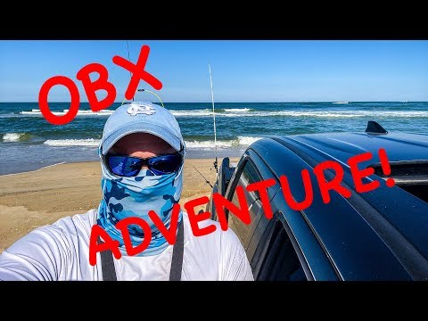 OBX Fishing ADVENTURE!!!