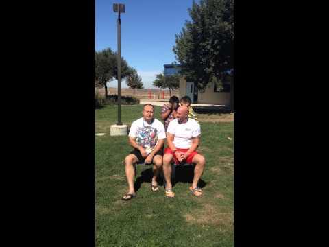 Chalone Peaks Middle School Ice Bucket Challenge