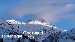 Tourenlager & Freeride Oberwald 2016