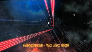 alienHand - We Are EVE (Slideshow Tribute) / (EVE Fanfest 03/2012)