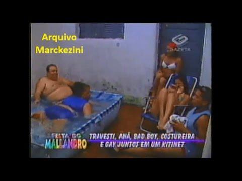 Festa do Mallandro - Casa dos Desesperados (Gazeta/2002)