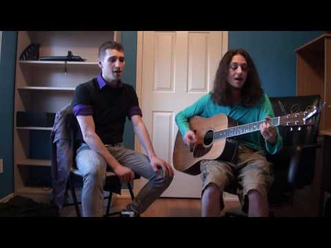 Restless Heart Syndrome Acoustic Cover with my brother