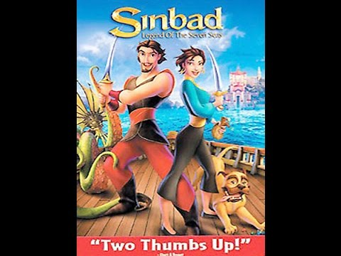 Opening To Sinbad:Legend Of The Seven Seas 2003 VHS - YouTube