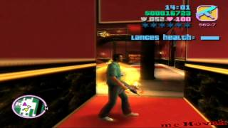 GTA Vice City PS2 Walktrough Mission 19 Rub Out