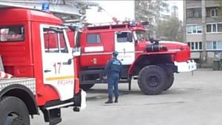 День пожарной охраны г. Рязань 30.04.16(Все происходило на главной площади города Рязани все жители и гости города могли увидеть своими глазами..., 2016-05-01T21:55:23.000Z)