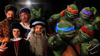 Gambar cover Artists vs. Turtles - ERB Demo