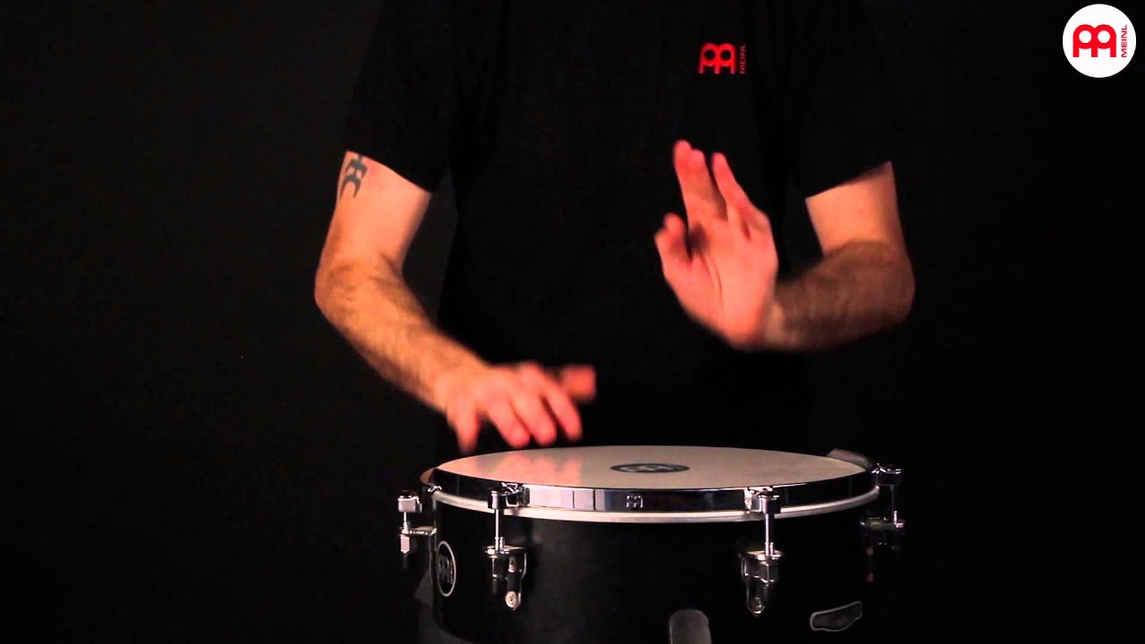 MEINL Percussion Artist Series Hand-Bale