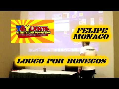 ToyLanta 2017 Panel: Felipe Monaco and Louco Por Bonecos