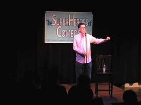 "Stand Up Comedy Stu baker @ ASU Kerr Cultural Center ""Bitch"""
