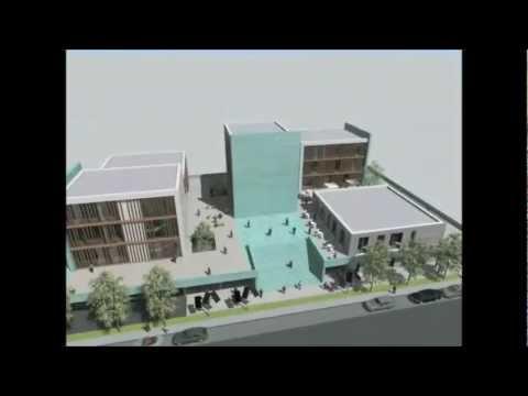 concept design for business center accra.wmv