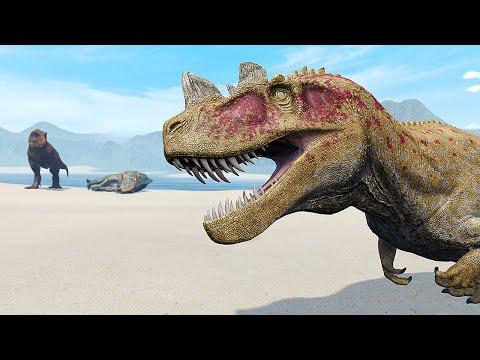 Dinossauro - Ceratossauro