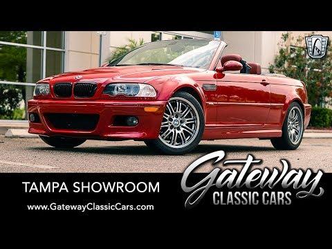 2003 BMW M3 , Gateway Classic Cars - Tampa #1756