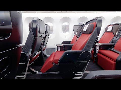 JAL Premium Economy | JL735 Tokyo Narita to Hong Kong