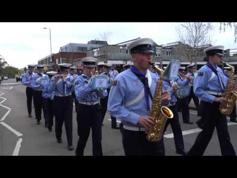 Chandler's Ford St George's Day Parade 2016