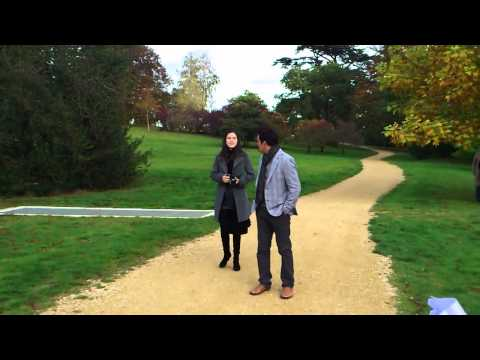 Charkit Yamnam Thai TV3 2012 Filming in England