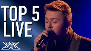 Top 5 Live Performances from X Factor Around The World | X Factor Global