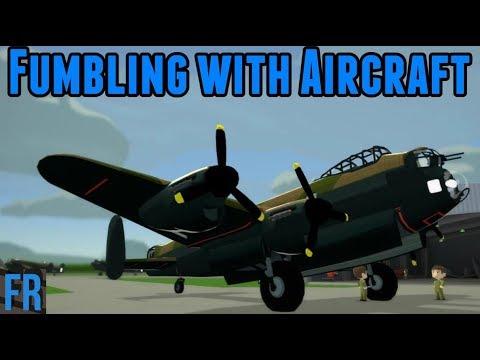 Fumbling With Aircraft - Bomber Crew