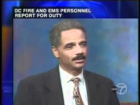 9/11 Eric Holder Interview 6:15 pm