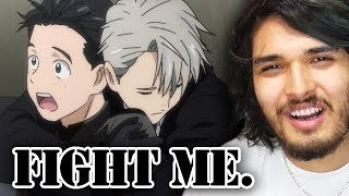 Yuri On Ice is NOT That Special... LET'S FIGHT.