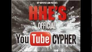 Paco [HHE YouTube Cypher January 2013]