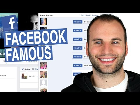 How To Become Famous On Facebook - Best 3 Ways Possible