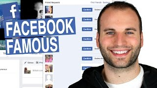 How Become Famous Facebook