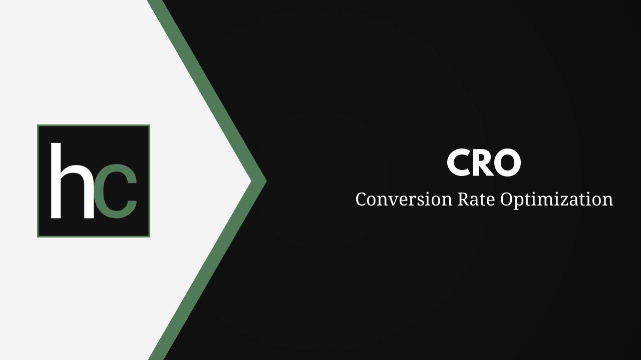 Howetek Creative Conversion Rate Optimization