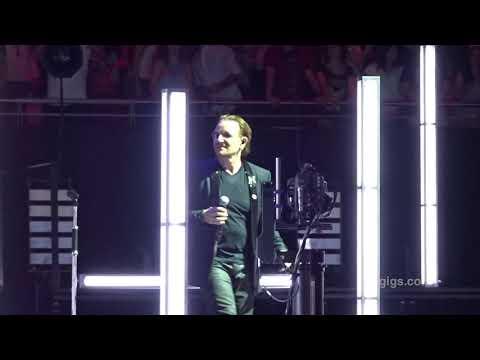 U2 Madrid Spanish Eyes 20180921  U2gigscom