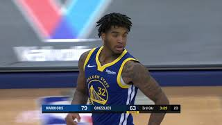 Memphis Grizzlies vs. Golden State Warriors | November 19, 2019