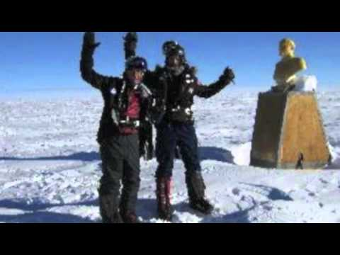AUDIO-Sebastian Copeland and Eric McNair-Landry's Historical Reach of Antarctica's POI