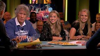 Verbeek over 'dikke konten voetbal': ''Daar kon wel een paar kilo af'' - VI ORANJE BLIJFT THUIS