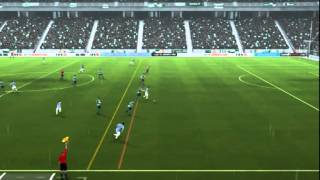 FIFA 14 (UEFA Champions League Spiel.77 Sporting Lissabon vs Manchester City)
