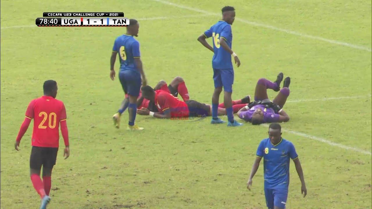 Download CECAFA U 23   Uganda 1 - 1 Tanzania   Highlights