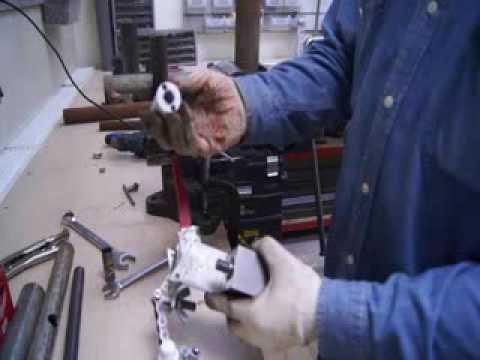 Обзор приспособлений для врезки в трубы от 20мм до 108 мм