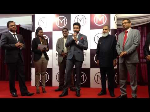 Surya talks about the importance of family