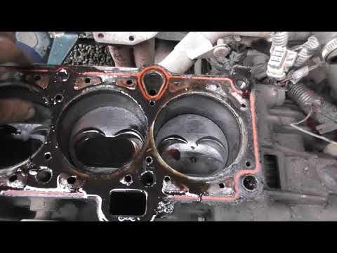 Ремонт 8 клапанного двигателя с ВАЗ 2110 1 Часть