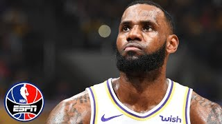 LeBron James, Lakers fall short vs. Magic | NBA Highlights