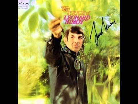 Leonard Nimoy-Maiden Wine-The Touch of Leonard Nimoy