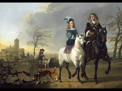 Aelbert Cuyp - Dutch painter of the Baroque period