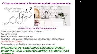 Школа Сибирской команды Doterra Global по гормональному здоровью для женщин и мужчин от  5/11/2020